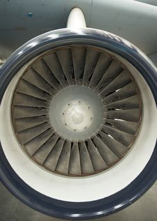 Free Jet Engine Royalty Free Stock Photo - 16981455