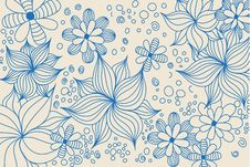 Free Blue Flowers Stock Images - 16982134