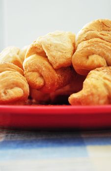 Free Croissant Royalty Free Stock Photography - 16982467