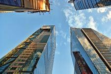 Free Skyscrapers Of New York City Stock Photos - 16984793