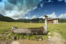 Free Italian Alps Landscape Royalty Free Stock Image - 16984846