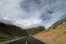 Free Road To Himalaya Stock Photography - 16985482