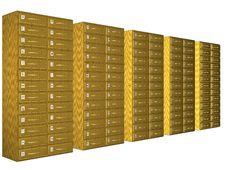 Free Archival Cases Stock Photos - 16985533