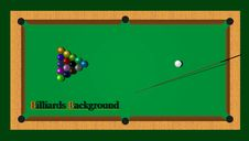 Free Billiard Stock Photos - 16986253
