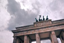Free Brandenburger Tor, Berlin Stock Photos - 16986313