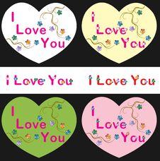 Free I Love You Stock Photo - 16987520