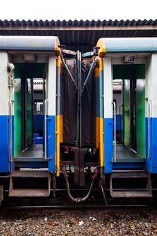 Free Door Train Stock Photography - 16988552