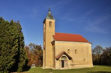 Free 700 Years Old Church Stock Photography - 16988862