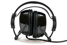 Free Headphones Royalty Free Stock Photography - 16989107