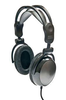 Free Black Headphones Stock Photos - 16989113