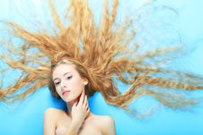 Free Hair Royalty Free Stock Image - 16989346