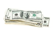Free One Hundred Dollars Royalty Free Stock Photos - 16989448