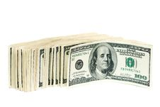 Free One Hundred Dollars Royalty Free Stock Images - 16989459