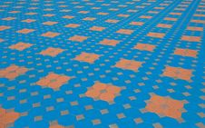 Free Brick Pavement Royalty Free Stock Photo - 16989715