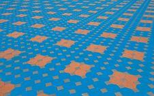 Brick Pavement Royalty Free Stock Photo