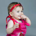 Free Little Girl Royalty Free Stock Photos - 16996378