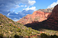 Free Kolob Canyons View Stock Images - 16999964