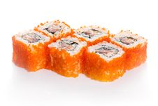 Free Salmon Maki Royalty Free Stock Photos - 16991258