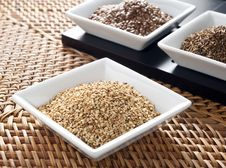 Free Cumin Seeds Royalty Free Stock Photography - 16991517