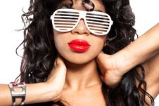 Free Mulatto Girl Royalty Free Stock Photography - 16991927