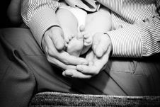 Free Baby Legs Royalty Free Stock Image - 16992066