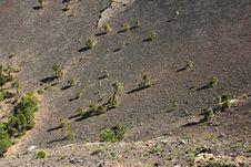 La Palma Volcano  San Antonio Stock Photo