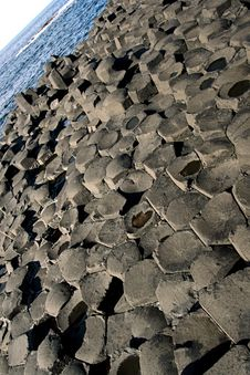 Free Northern Ireland Giant S Causeway Royalty Free Stock Photos - 16994368