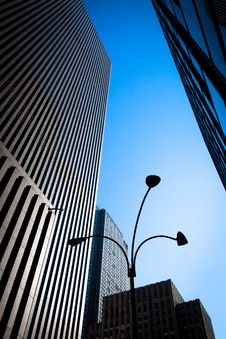 Free Corporate Skyscrapers Royalty Free Stock Photos - 16994858