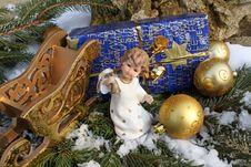 Free Christmas Royalty Free Stock Image - 16995576