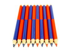 Free Colour Pencils Stock Images - 16996874