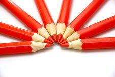 Free Colour Pencils Stock Photos - 16996933