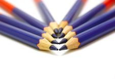 Free Colour Pencils Royalty Free Stock Photography - 16997027