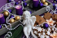 Free Christmas Decorations Royalty Free Stock Photos - 16997378