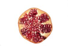 Free Pomegranate Royalty Free Stock Image - 16998806