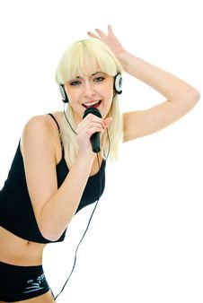 Free Karaoke Stock Photos - 16998853