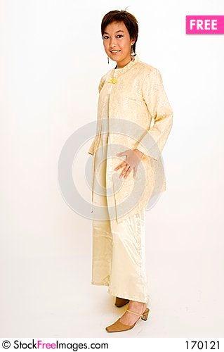 Free Malay Girl 9 Stock Image - 170121