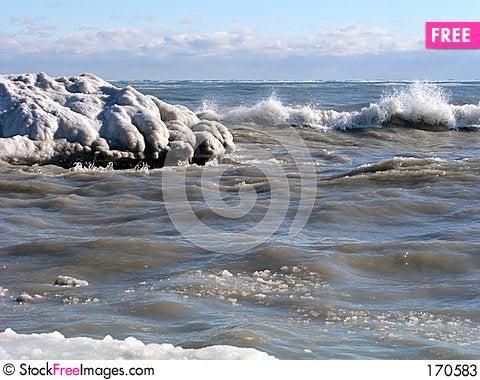Free Ice Waves 13 Stock Photos - 170583