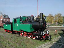Free Narrow Gauge Train Stock Photos - 170763