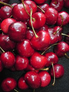 Free Cherry Red Royalty Free Stock Photos - 171158