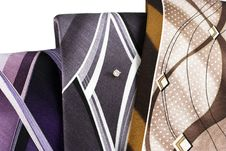Free Neckties 1 Royalty Free Stock Images - 172649