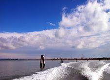 Free Venice Lagoon Stock Photography - 174562
