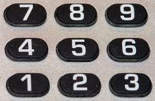 Free Keypad Stock Photo - 174730