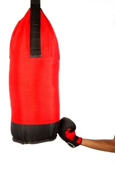 Free Upper Cut To Bag Stock Image - 175031
