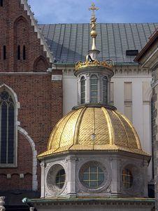 Free Golden Dome Royalty Free Stock Photos - 176768