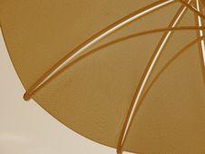 Free Sepia Table Umbrella Stock Photo - 176780