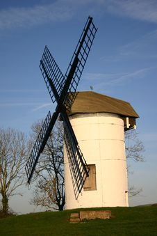Free Small English Windmill Stock Image - 179931