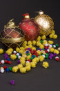 Free Christmas Balls Royalty Free Stock Image - 1707696