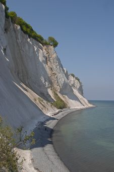 Free Møns Klint Royalty Free Stock Photography - 1700617