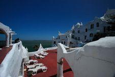 Free Hotel Casapueblo, Punta Del Este, Uruguay Stock Photo - 1700820