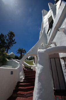 Free Hotel Casapueblo, Punta Del Este, Uruguay Stock Photo - 1700830